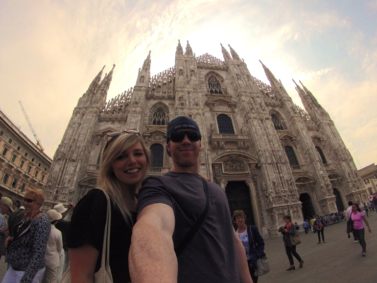 Duomo cathedral.