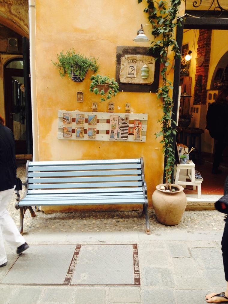 Streets of Monterosso