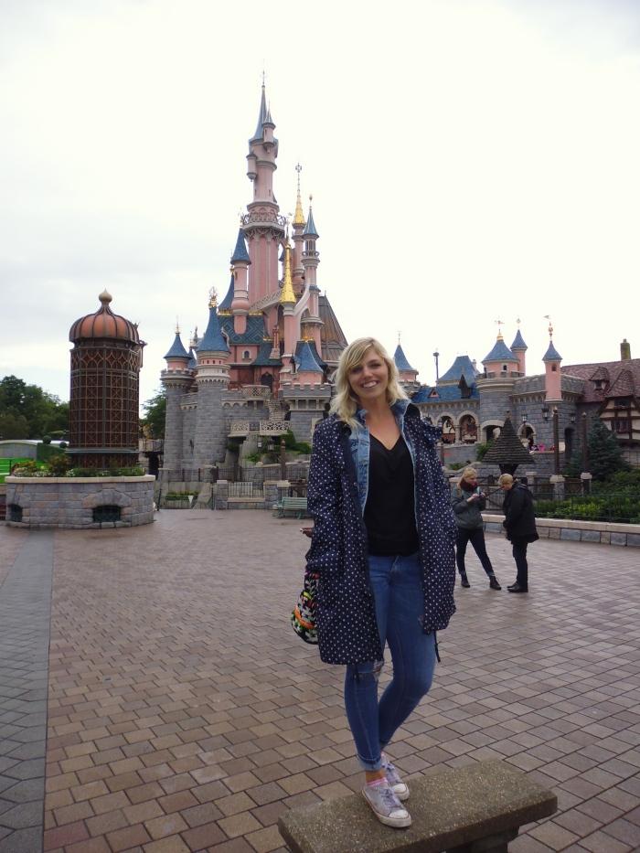 Sleeping Beauty's Castle!
