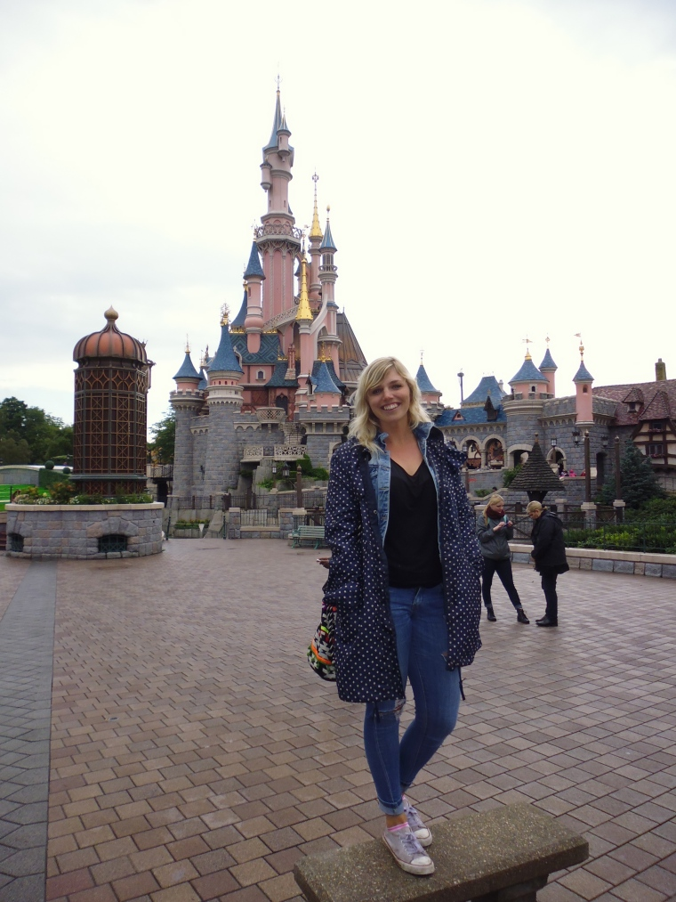 Sleeping Beauty's Castle!