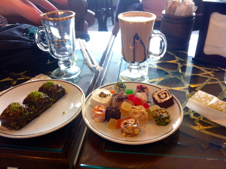 Delicious Turkish treats!