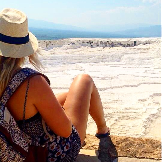 Peace at Pamukkale