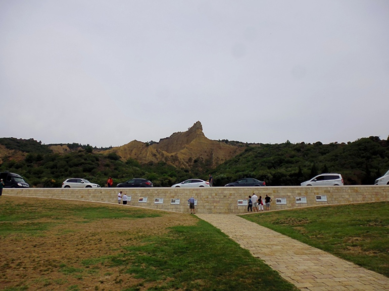 Chunuck Bair - where the Anzacs and the Turks met in battle