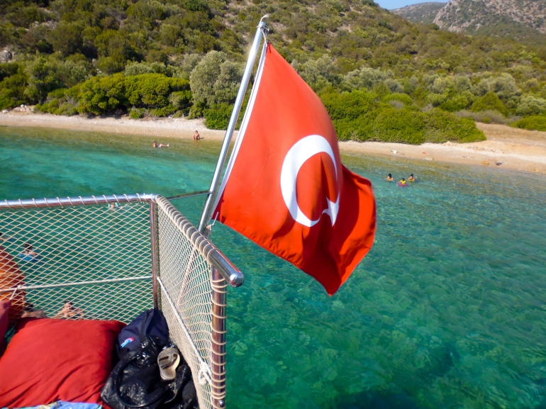 Sailing in Turkey - a must do!