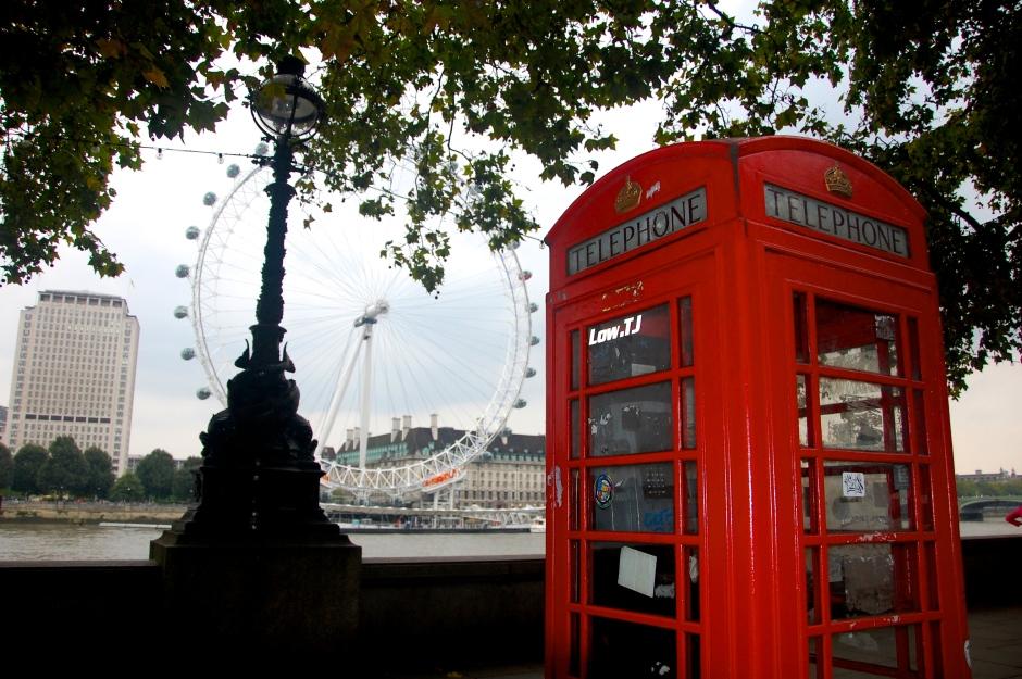 Scenes in London