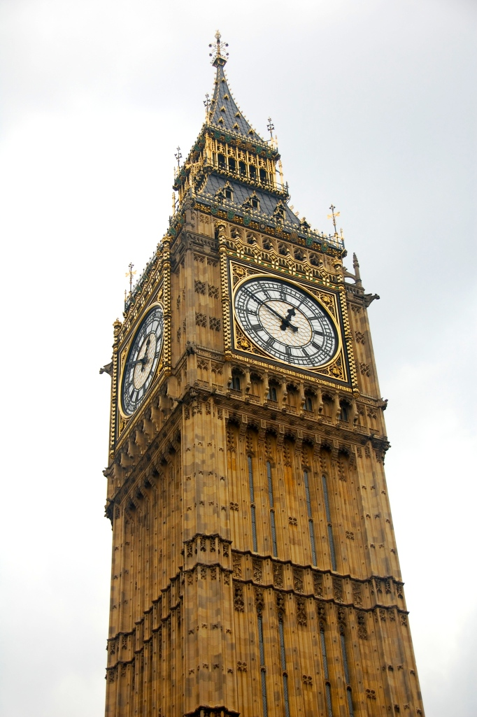 Just a bit more Big Ben appreciation..