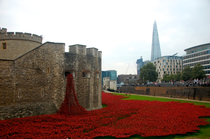 The hauntingly beautiful Tower of London
