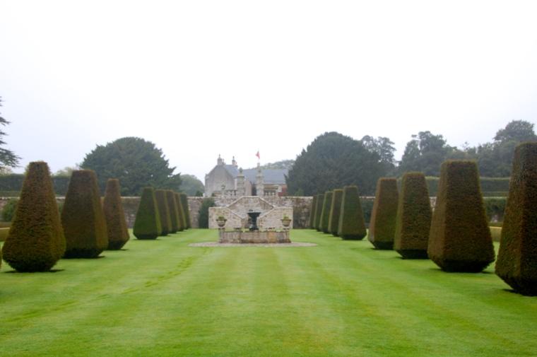 Pitmedden Gardens
