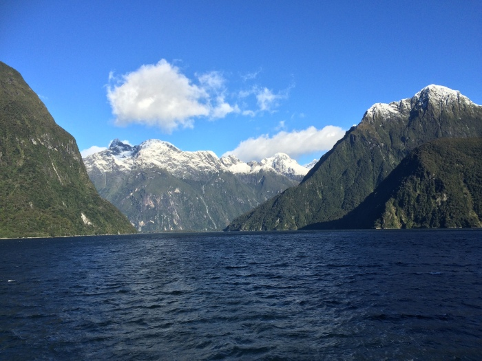Milford Sound is a World Heritage Site and it known as New Zealand's most famous tourist destination.