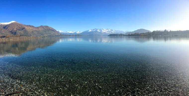 Beautiful, beautiful Lake Wanaka