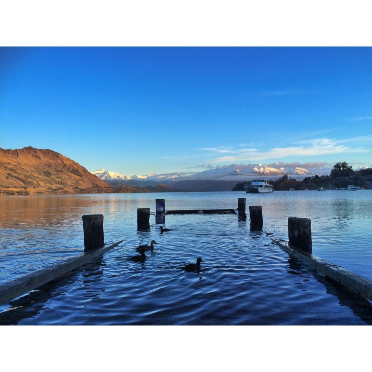 Mornings in Wanaka