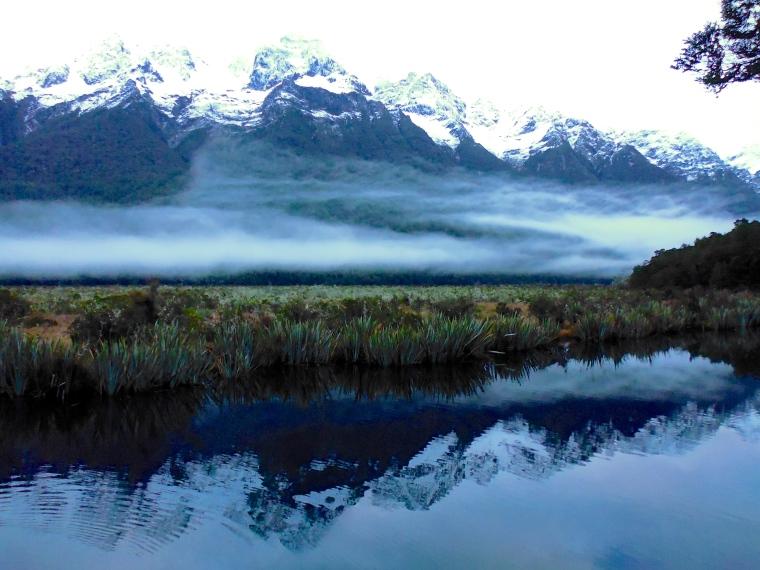 Mirror Lakes - breathtaking.