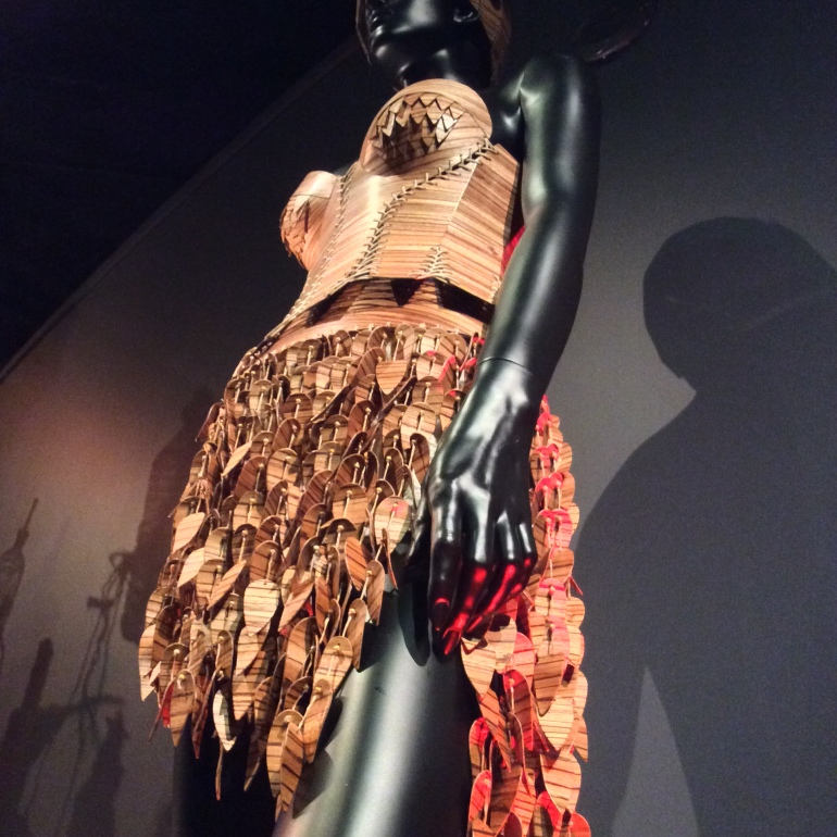 Pieces from the World of Wearable Art Museum