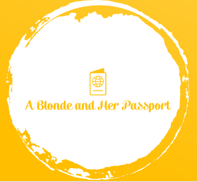 A Blonde and Her Passport